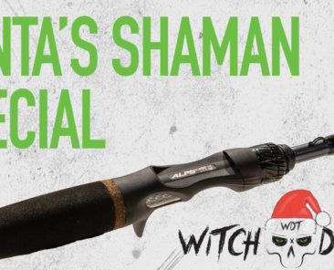 Santa's Shaman Sale Graphic
