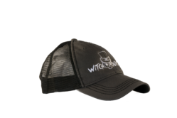 Witch Doctor Tackle Hat Black and Grey