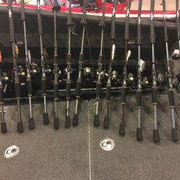 Witch Doctor Tackle Rod Line Up