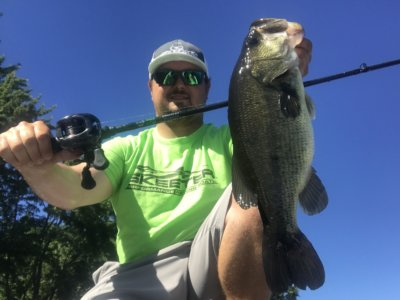 Matt Pasma Largemouth Bass